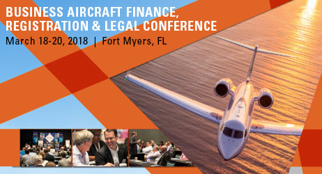 NBAA Finance and regulatory legal conference