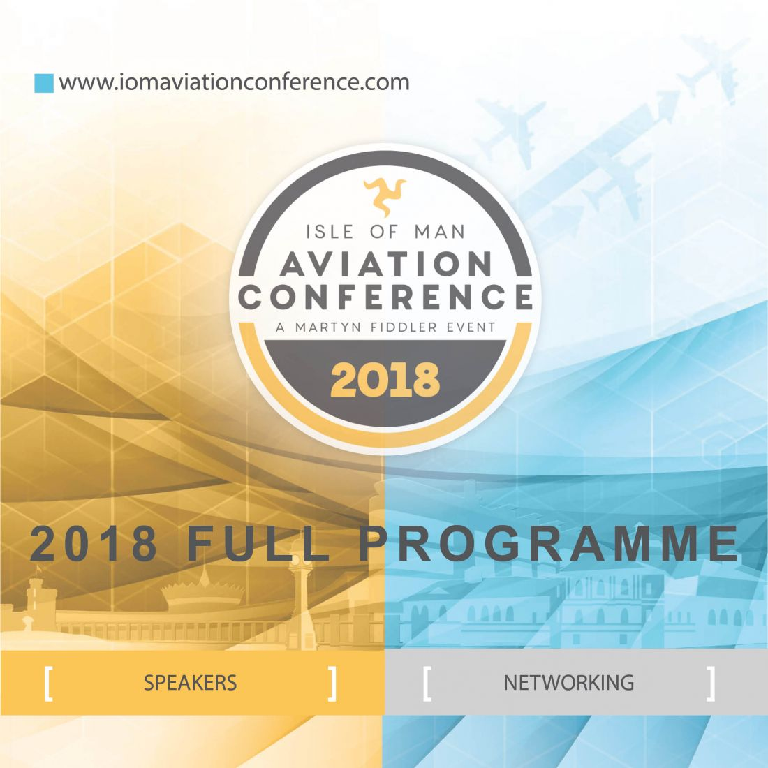 Isle of Man Aviation Conference 2018: Full Programme
