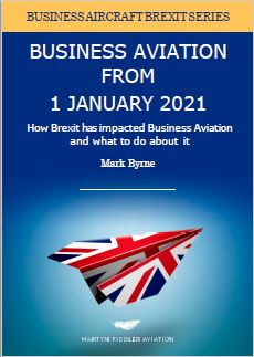BUSINESS AVIATION FROM 1 JANUARY 2021