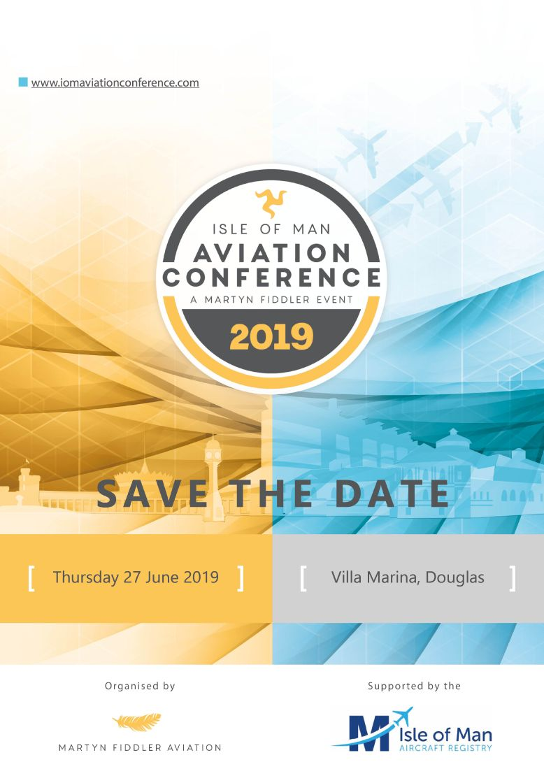 The 2019 Isle of Man Aviation Conference